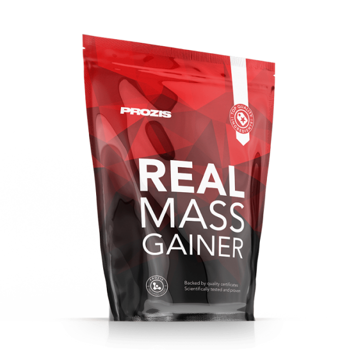 Prozis Real Mass Gainer / 2722гр.